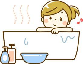正しい入浴方法で背中ニキビにさようなら